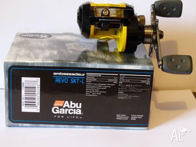 Abu Garcia Baitcasting Reel