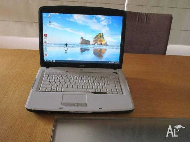 Acer Aspire Laptop windows 10