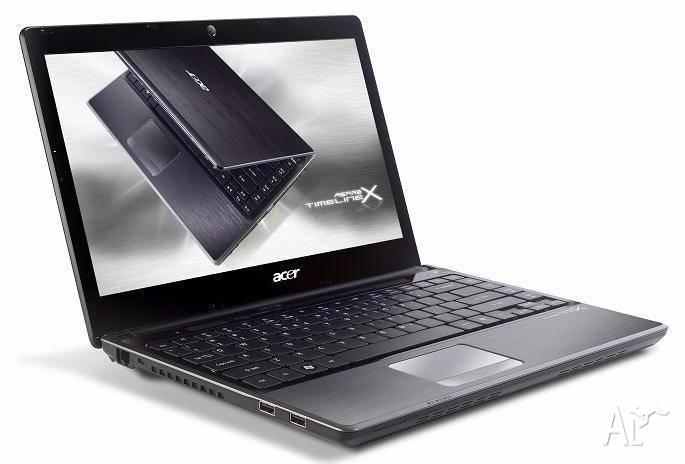 Acer TravelMate 8572T i5, 4GB, 320GB 15.6