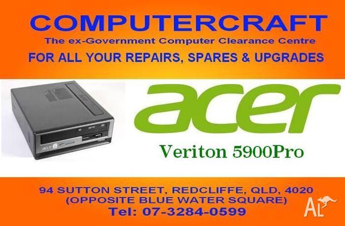 ACER VERITON V5900PRO DESKTOP COMPUTER