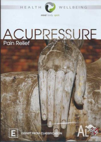 Acupressure - Pain Relief - DVD !