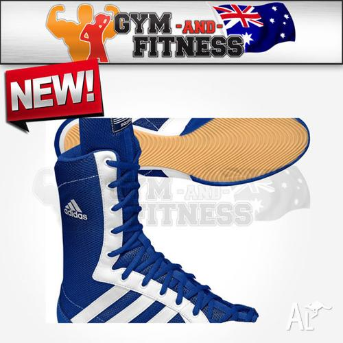 sleek size 7 100% high quality Adidas Tygun II Boxing Boots Royal Blue/White - Size 6 for ...