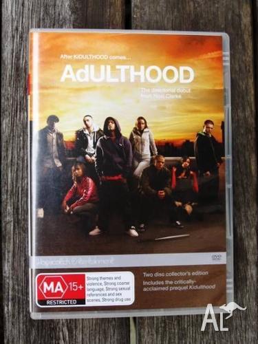 AdULTHOOD + KiDULTHOOD [2 Separate Movies on 2 DVDs]