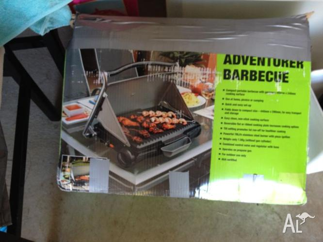 Adventurer Gasmate Portable BBQ