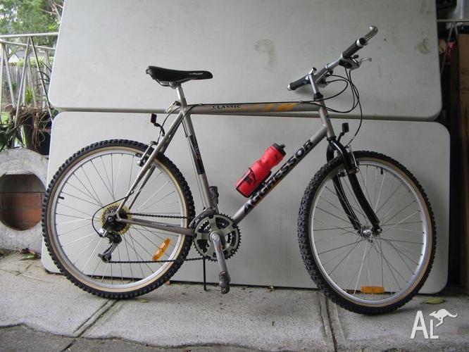 Aggressor Bicycle Special Edition