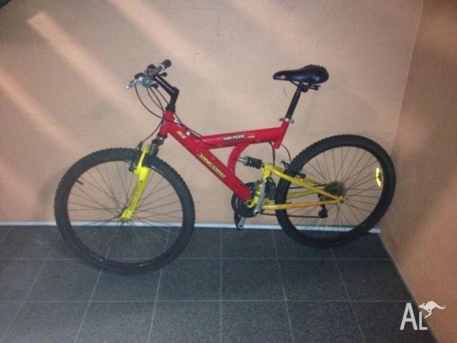 Air Flex Concord Mountain Bike