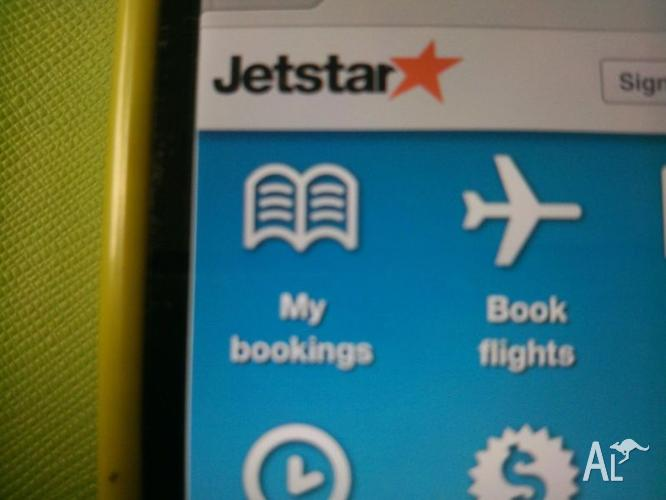 Airline Ticket Hobart- Melb 30th Dec.