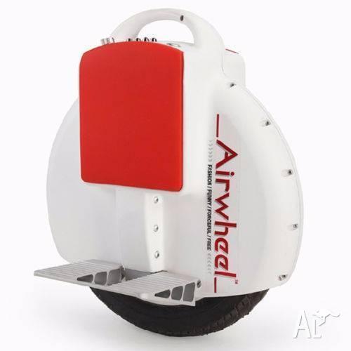 AirWheel X3 White,electric monowheel scooter