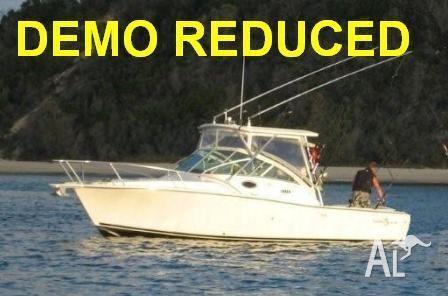 Albermarle 280 Express Fisherman 280