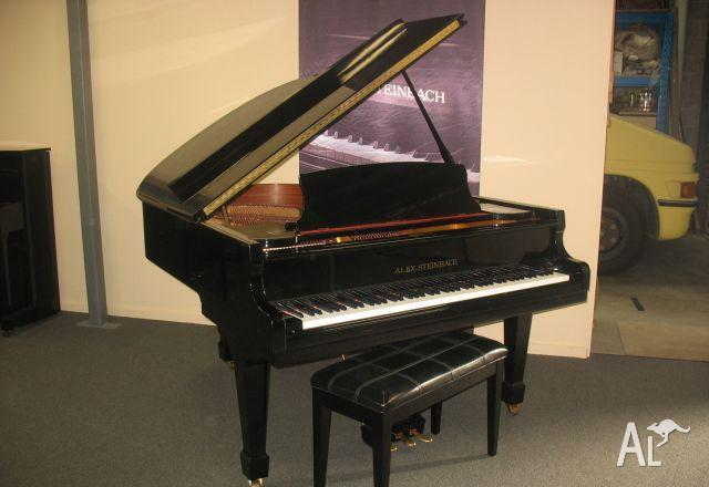 Alex steinbach baby grand piano model sg172 for sale in for How big is a baby grand piano
