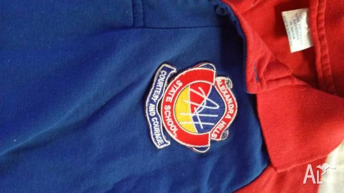 Alexandra Hills State School Uniform Size 6