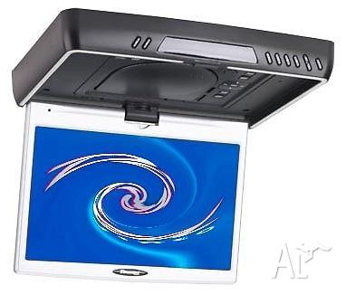 All in One Overhead DVD System with removal DVD