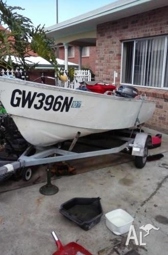 alloy boat tinniy