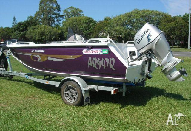 Ally Craft Alum 445 Shadow Pro For Sale In Clontarf