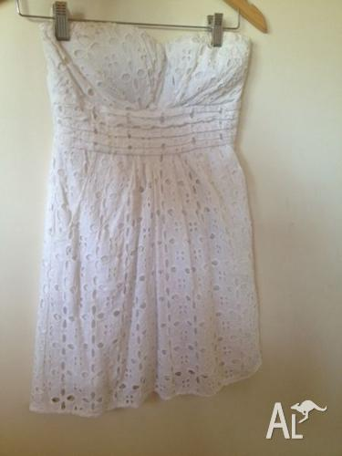 ALLY FASHION MINI DRESS size 8