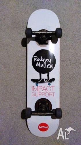 Almost Rodney Mullen Impact Skateboard