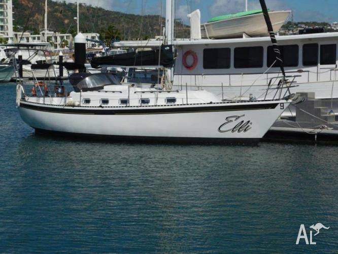 Aloha 34 Yacht