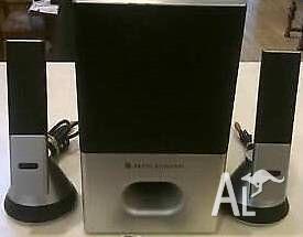 Altec Lansing 2.1 Speaker System Subwoofer & 2