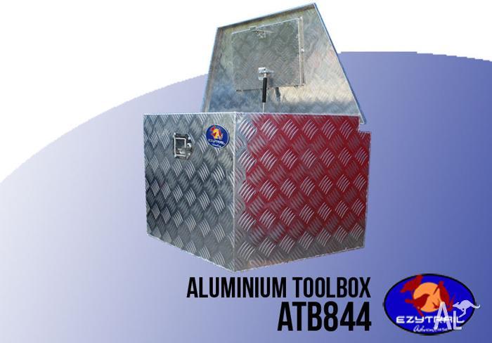 Aluminium Toolbox – Trailer drawbar (ATB-844)