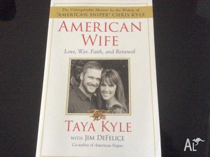 American Wife - love,war,faith & renewal (American
