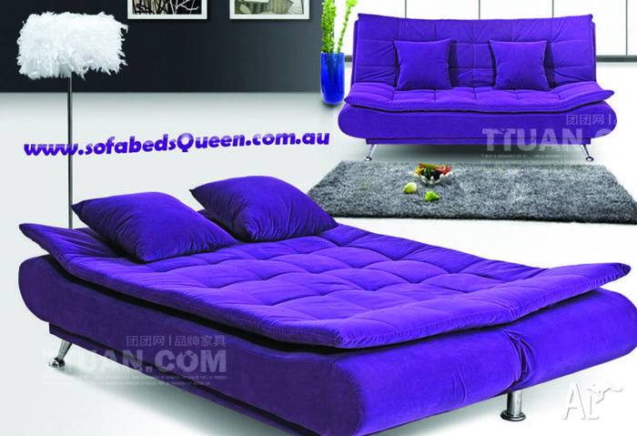 Amy Sofa Bed Futon With Extra Comfort