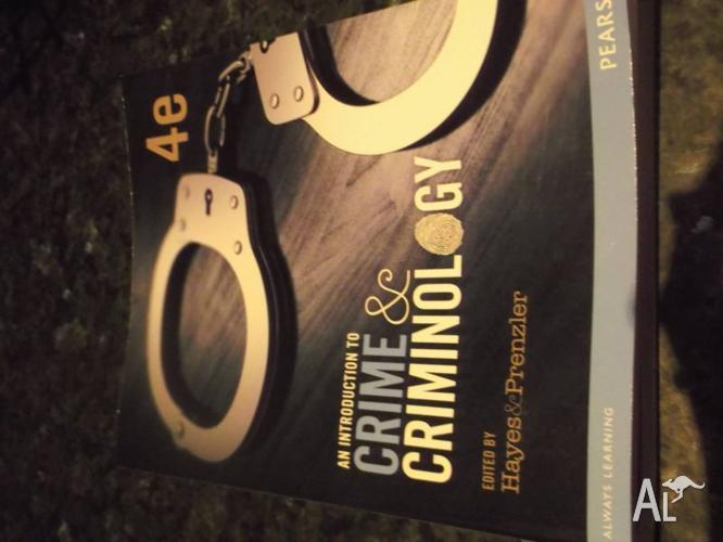 An introduction to crime and criminology 4e