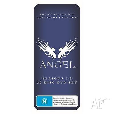 Angel - The Complete Series DVD Collection (Collectable