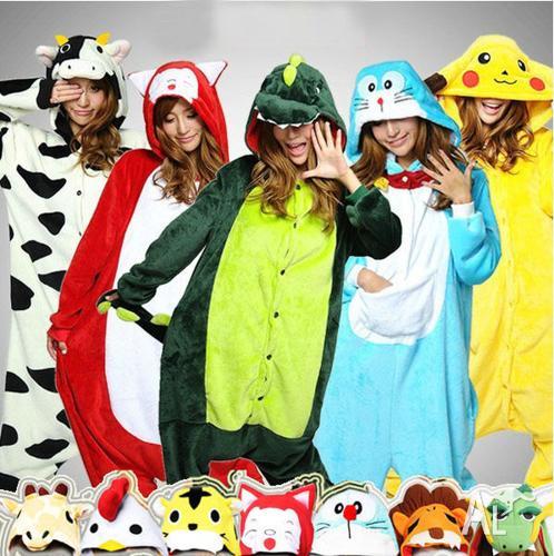 c40241dbbba8 Animal Onesie Kigurumi Pajamas Party Costume -Limited stock Clear ...