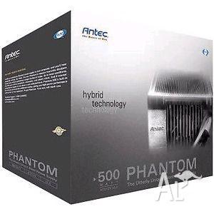 Antec Phantom 500W ATX12V Power Supply