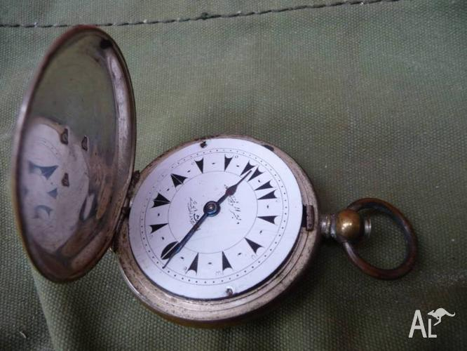 antique fobwatch