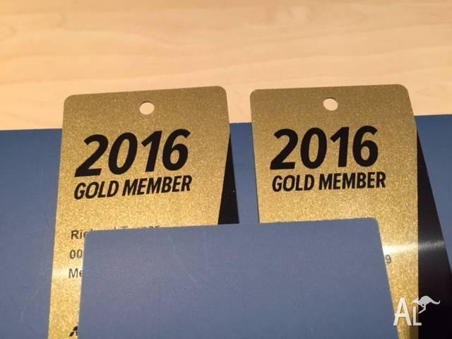 ANZ GOLD MEMBERSHIP