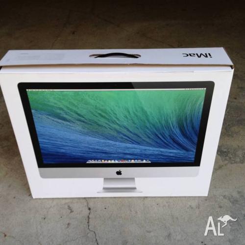 Apple iMac 27 inch BOX plus packaging