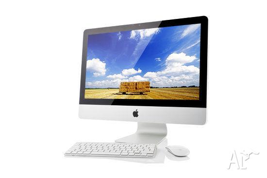 Apple iMac All in Ones - Rent to Own from $27 / wk