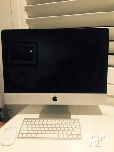 Apple iMac OS X - Version 10.7.5 2011