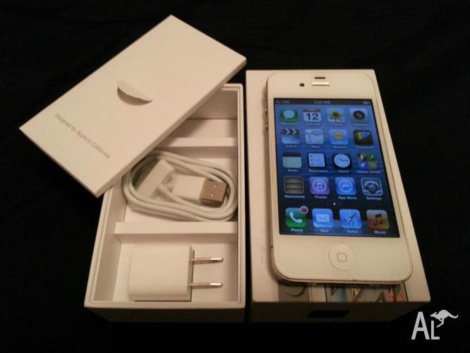 Apple iPhone 4S -64GB- NEW (Factory Unlocked)