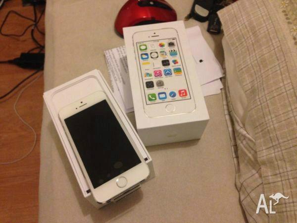 Apple iphone 5s 32gb white