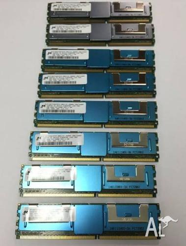 Apple Mac, Micron 8 x 2GB DDR2 800MHz FB-DIMM ECC RAM