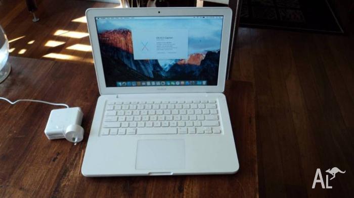 Apple Macbook Mid 2010 Fresh install of latest Mac OS