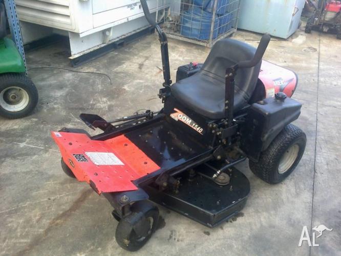 Ariens zero turn ride on mower