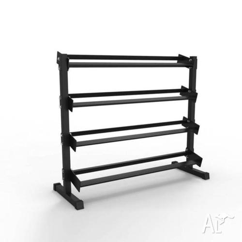 ARMORTECH V2 4 TIER DUMBBELL STORAGE RACK *GREAT FOR