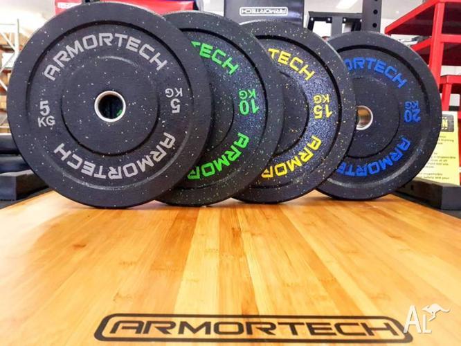 Armortech V2 Crumb Bumper Plates