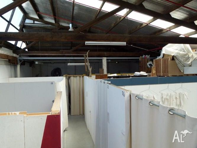 Artist Studio Spaces for rent Northcote/East Brunswick for