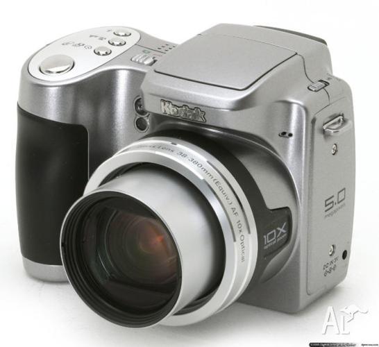 AS NEW Kodak High-Zoom (38 - 380mm) Digital Camera -