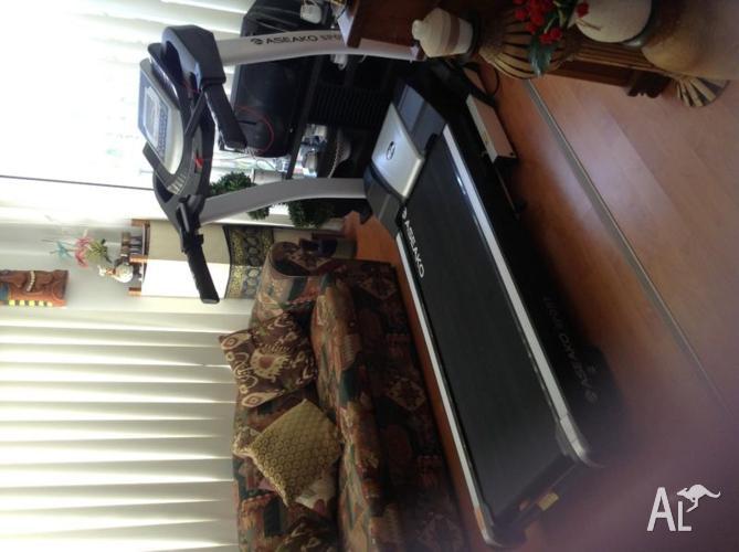 Aseako sport motorized treadmill