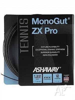Ashaway MonoGut ZX Pro 1.22 mm 12.0 m tennis string set