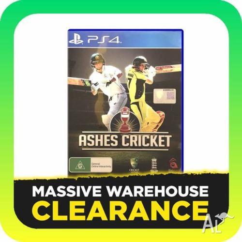 Ashes Cricket Australian Version (PS4, PlayStation 4)