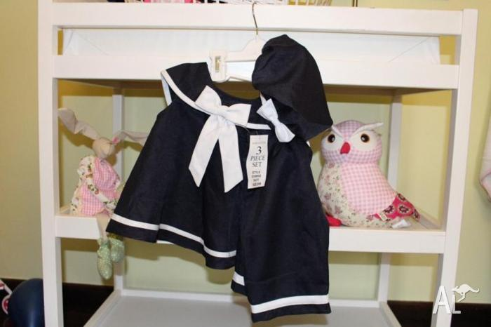 Assorted kids dresses