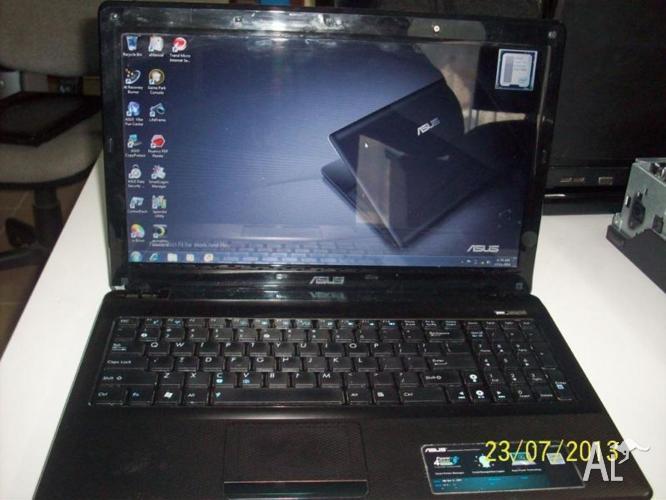 ASUS K53U - AMD E-350 Windows 7 15.6 inch screen -