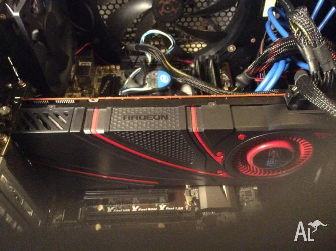 Asus R9 290 4gb Graphics Video Card