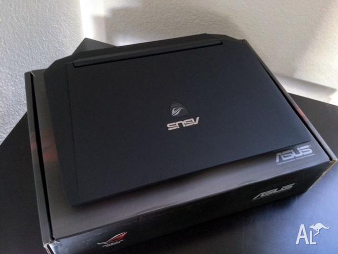 Asus ROG GTX660m G55VW